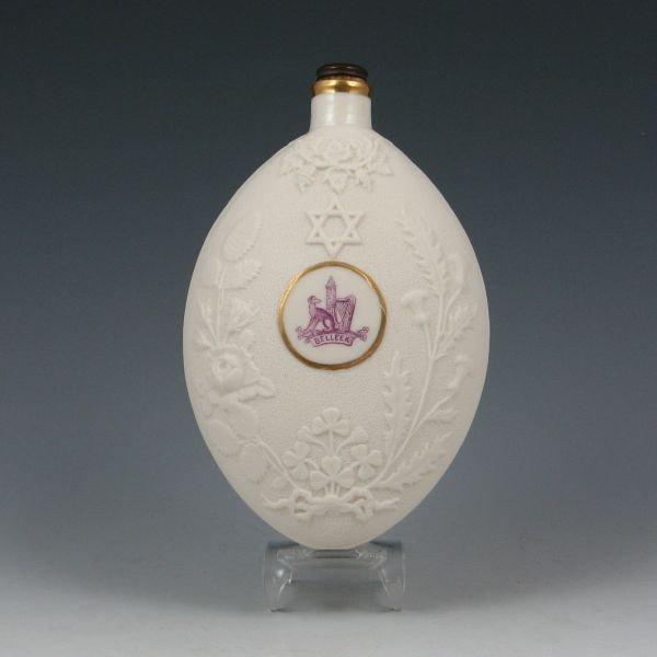 161: Belleek Flask