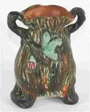 "Weller Warwick 4 1/2"" Vase Mint"