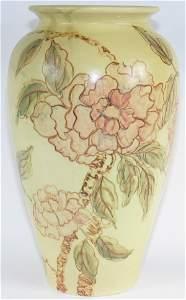 "24: Rookwood Matte 13 1/2"" Vase by Barrett"