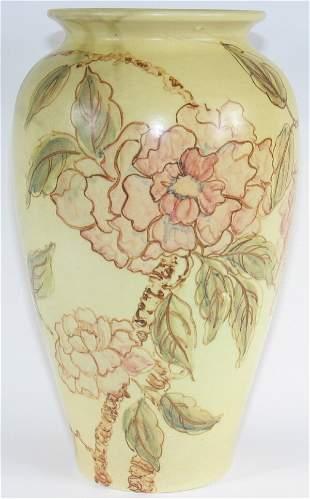 "Rookwood Matte 13 1/2"" Vase by Barrett"