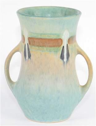 "Roseville Montacello 5"" Vase"