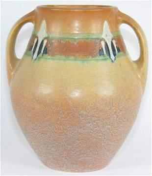 """Roseville Montacello 9"""" Vase Mint"""
