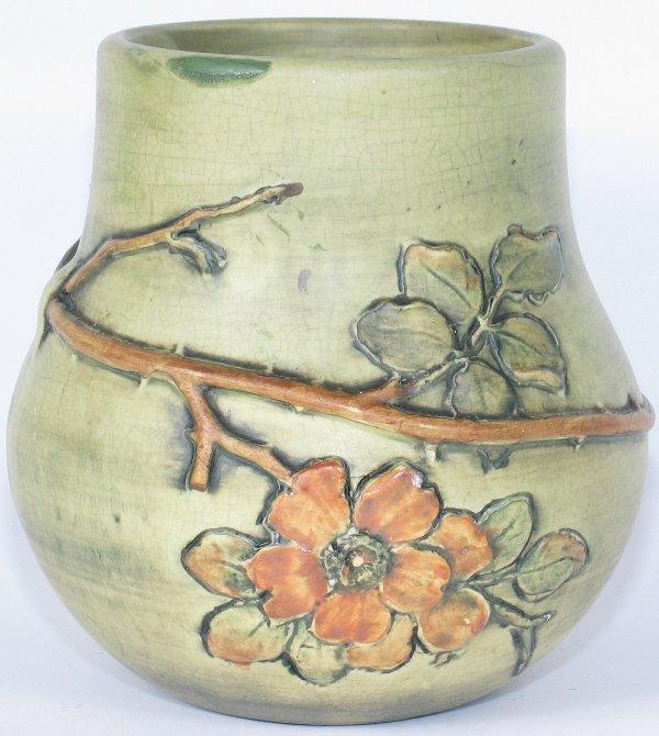 "24: Weller Kenova 6"" Vase - Mint"