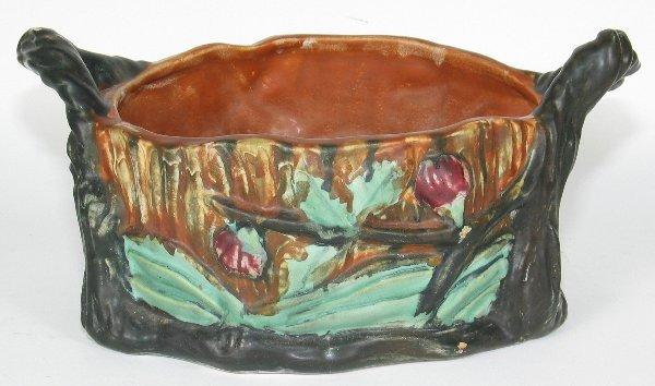 """4: Weller Warwick 10"""" Handled Bowl - Mint"""