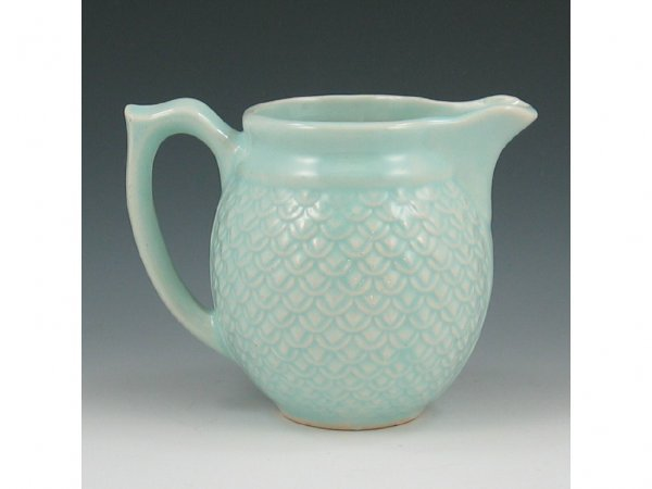 22: Hull Early Utility Fish Scale Batter Jug - Mint