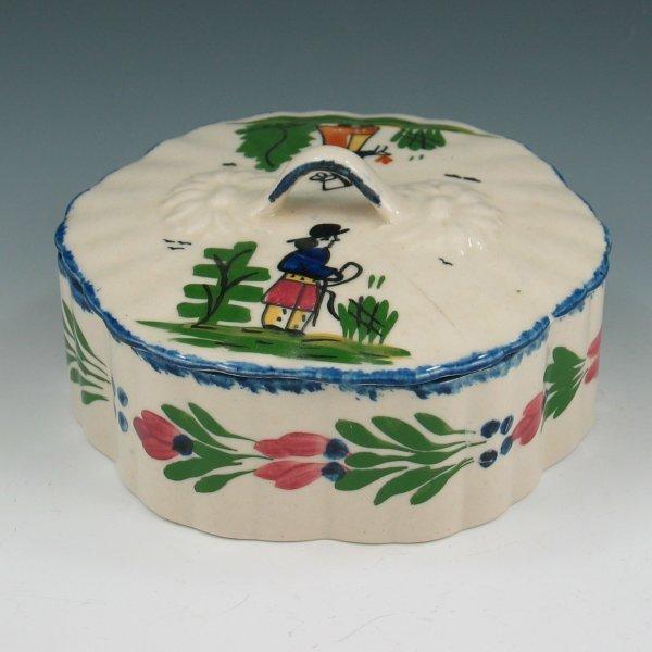 1: Blue Ridge Dutch Peasant Covered Dish