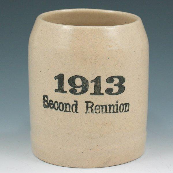 18: Fulper 1913 Second Reunion Mug