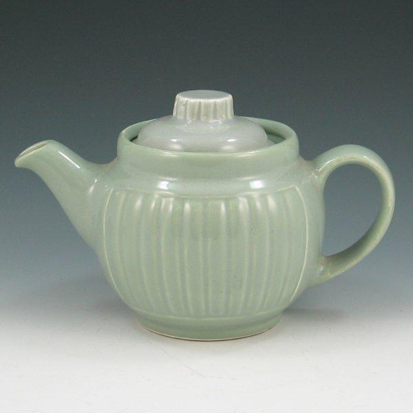 20: Hall McCormick Grey Tea Pot - Mint
