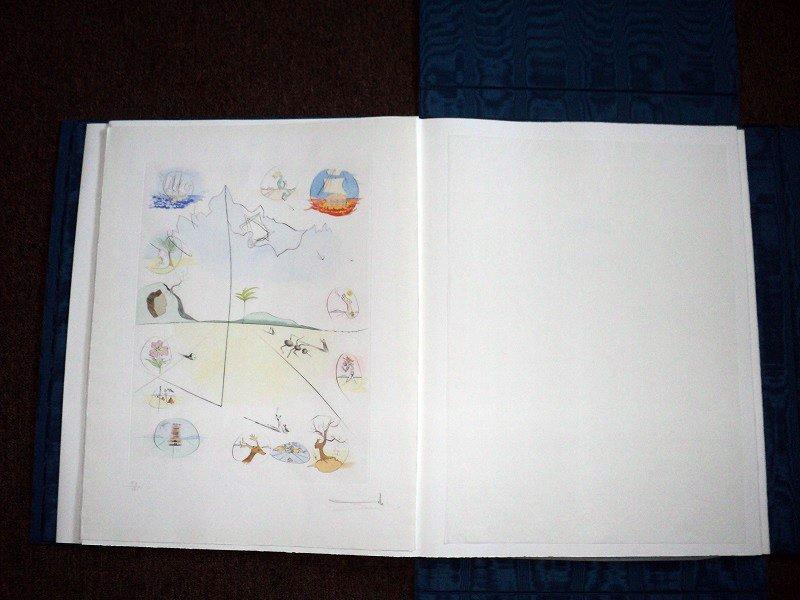 Salvador Dali, Twelve Tribes of Israel - Complete - 4