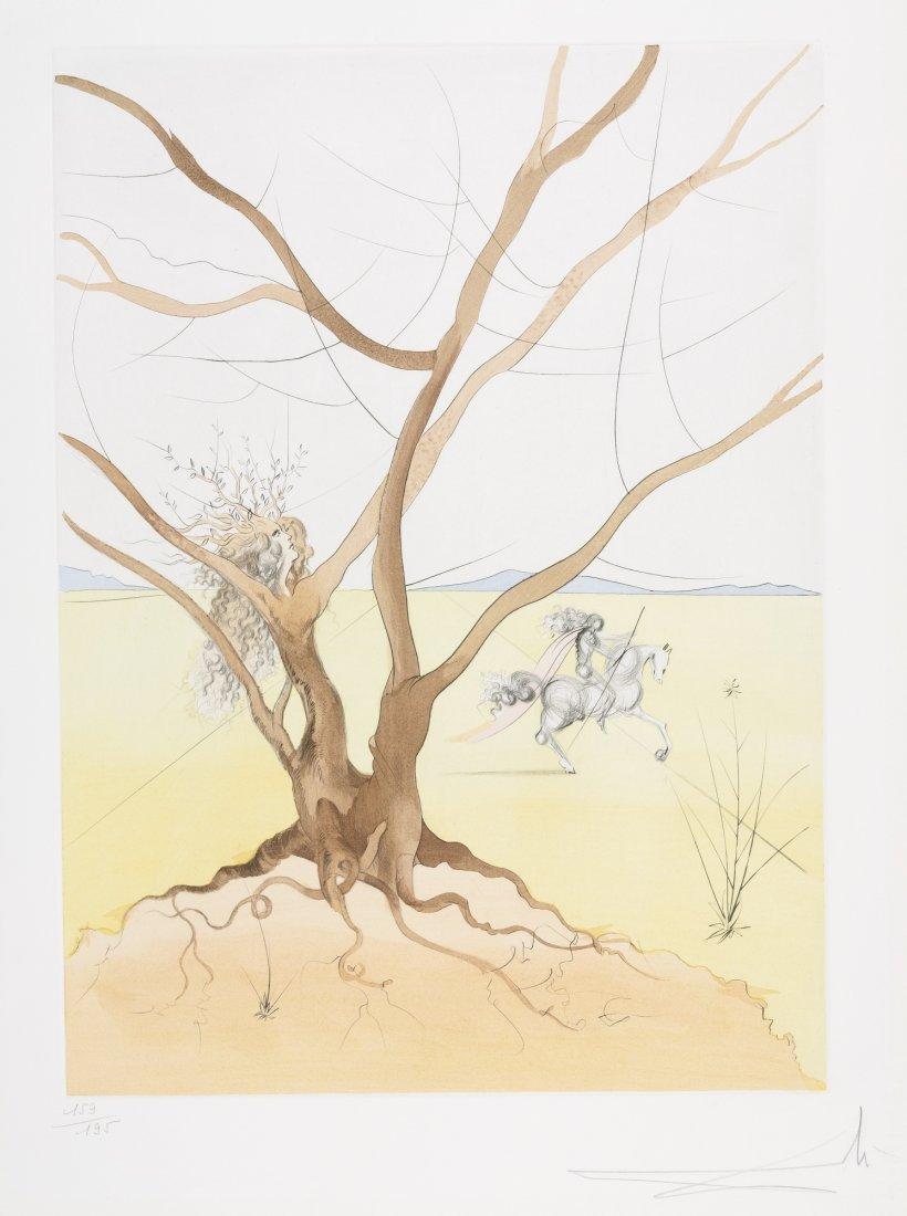 Salvador Dali, Twelve Tribes of Israel - Complete - 6