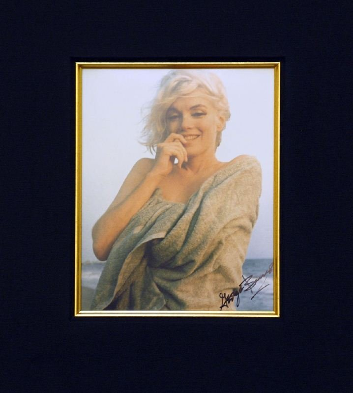 Marilyn Monroe by George Barris - Giclee on Paper -