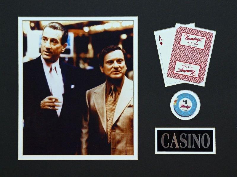 Casino - Joe Pesci and Robert Deniro by Unknown Artist