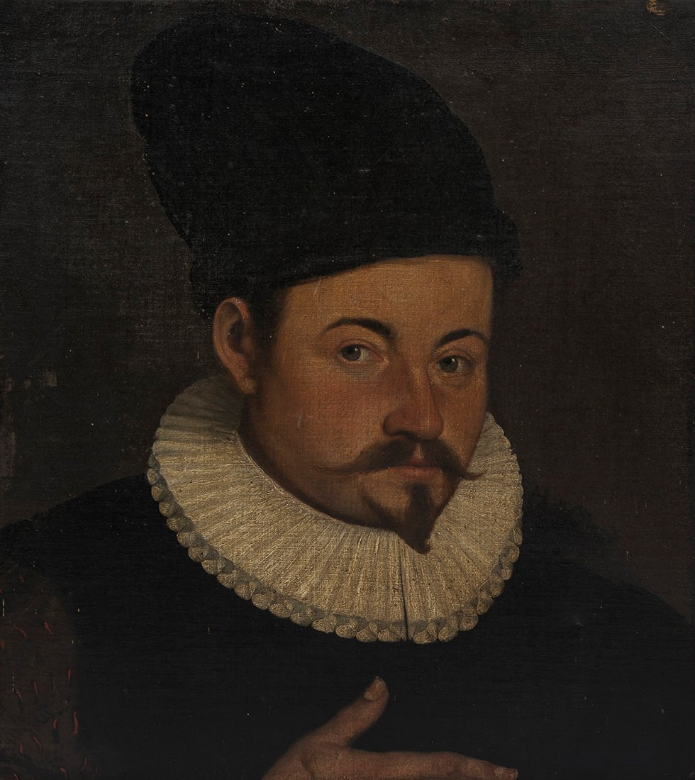 17th Century Dutch Old Master Oil Painting
