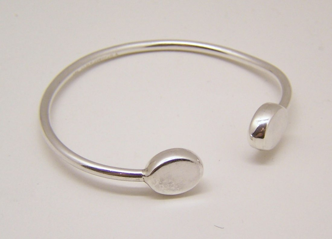 Mexico sterling silver cuff bracelet