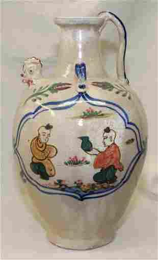 cizhouyao vase. Song thru Ming Period.