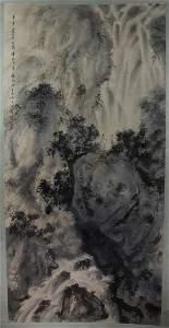Painting by Fu Bao Shi.