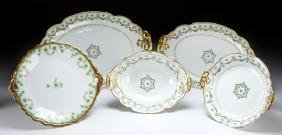 Limoges Porcelain Serving Bowls and Platters