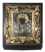 Russian 19th C. Icon