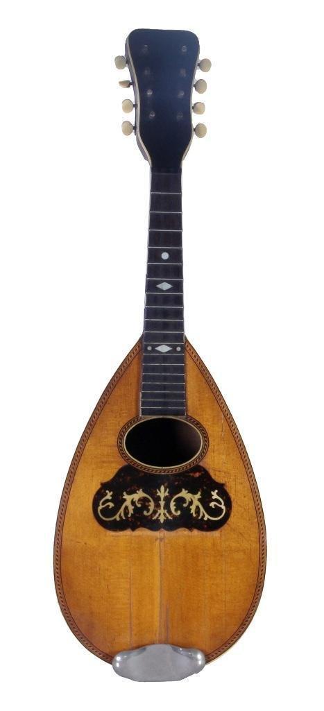 Mandolins & Lutes