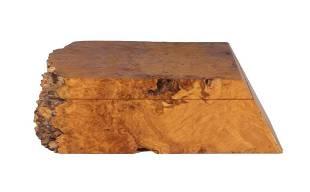 Michael Elkan Burled Wood Box