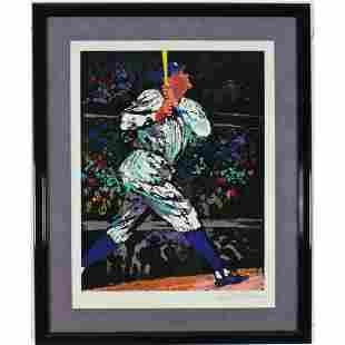 The Babe by LeRoy Neiman