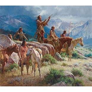 PRAYERS FOR THE PIPE CARRIER by Martin Grelle