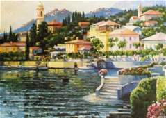 """Howard Behrens's - """"Recollections of Lake Como """""""