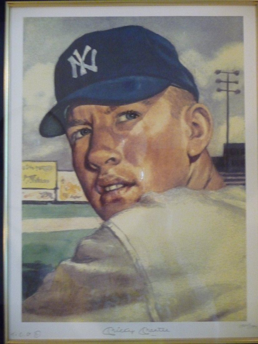 """""""Mickey Mantle"""" 30th Anniversary 1953 Mickey Mantle"""