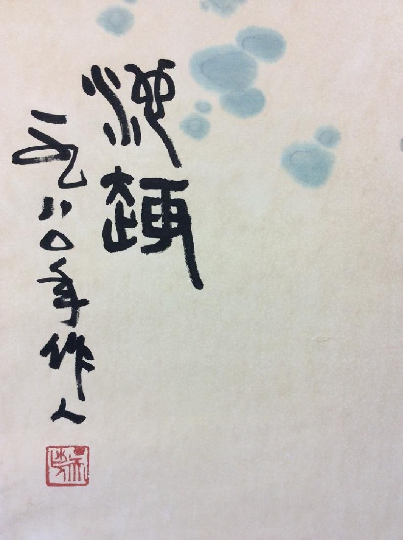 Chinese painting, hand painted,  Hanging scroll - 3