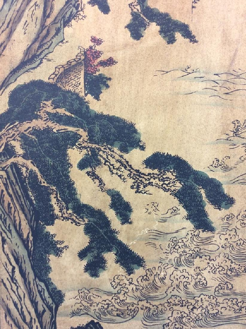 Chinese painting, hand painted - 5