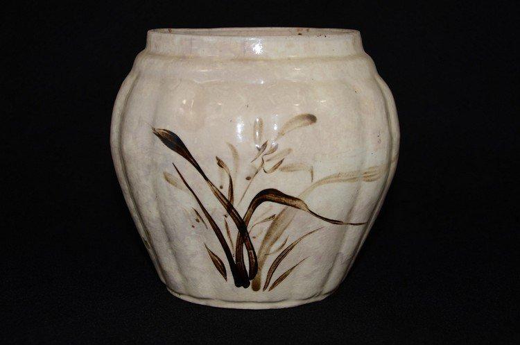 Cizhou kilm procelain pot