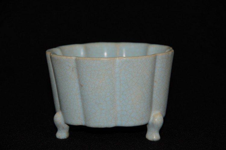 Song Ru Style Porcelain Cencer