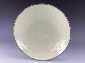 Rare Song Ding-style white glazed, Chinese porcelain
