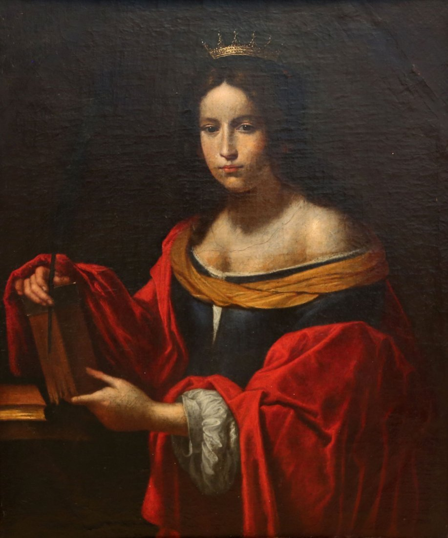 Ecole Florentine du XVIIeme siecle