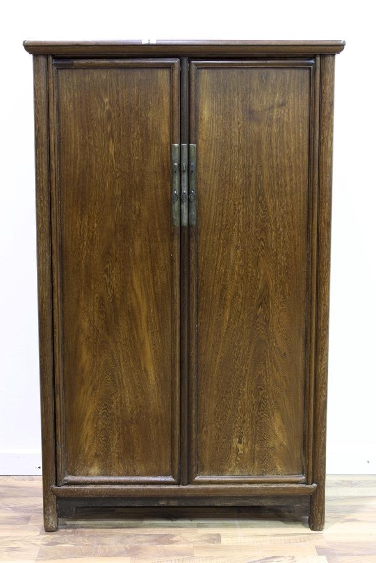 chinese cabinets kitchen a wenge carved cabinet l 34 quot w 16 35 quot h 56 quot lot 2178