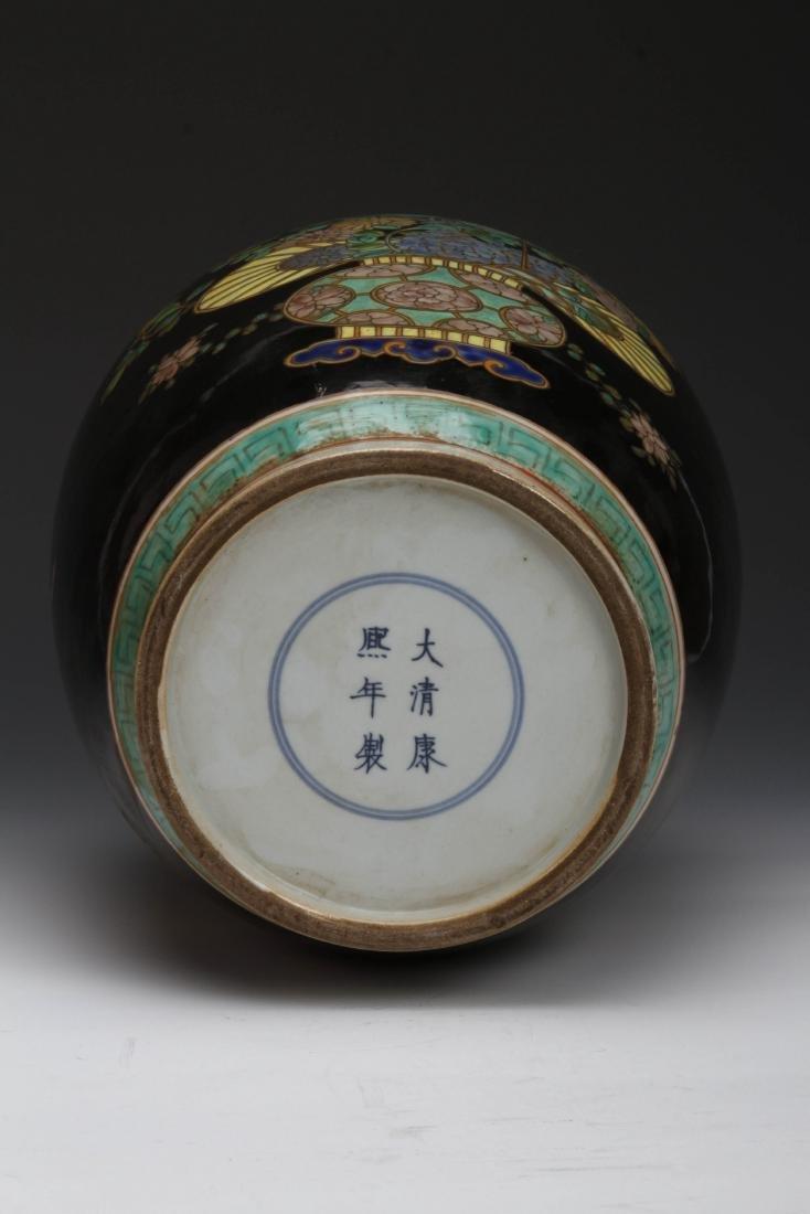"""[ CHINESE] """"DA QING KANG XI NIAN ZHI"""" MARKED BLACK - 2"""