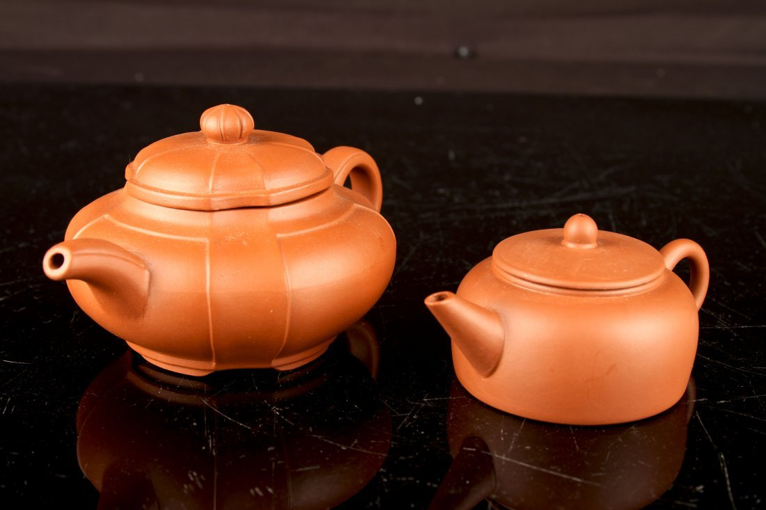 [CHINESE][CHINESE]A SET ZISHA TEA POT