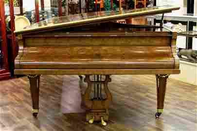 [FRANCH] ANTIQUE GRAND PIANO, CIRCA 1914, PARIS, SERIAL