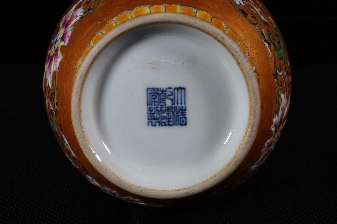 """[CHINESE]A """"DA QING QIAN LONG NIAN ZHI""""MARKED FAMILLE - 3"""