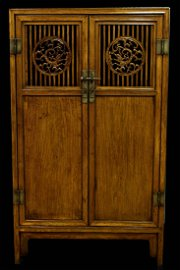 [CHINESE]17TH TO 18TH CENTURY HUANG HUA WOOD CABINET