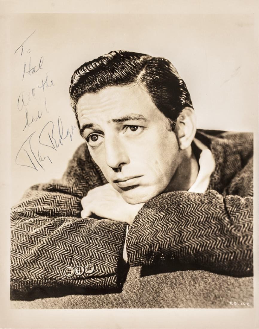 Wizard of Oz Scarecrow RAY BOLGER Signed Photo