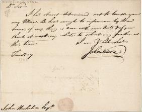 JOHN NIXON ALS 1st Reader Declaration of Indep.!