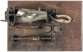 1870 U.S. Patent Office Model of a Bread Machine
