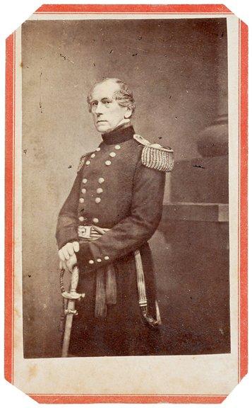 403: Civil War CDV of General John Wool