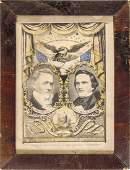 1856 Campaign James BuchananJohn C Breckinridge