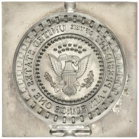 TWO Die Molds: United States Presidential Seals