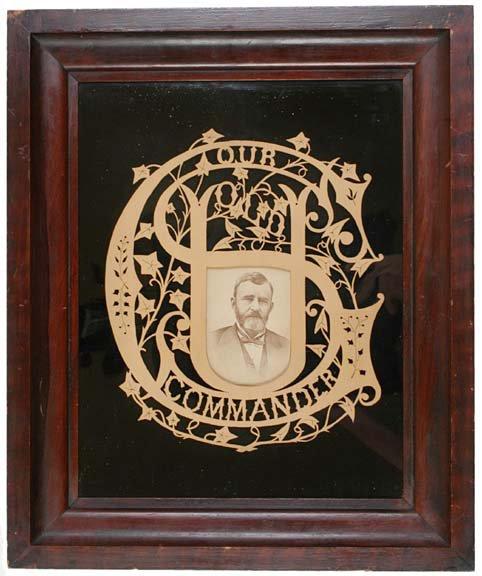 4157: c.1870 U.S. Grant Cabinet Card