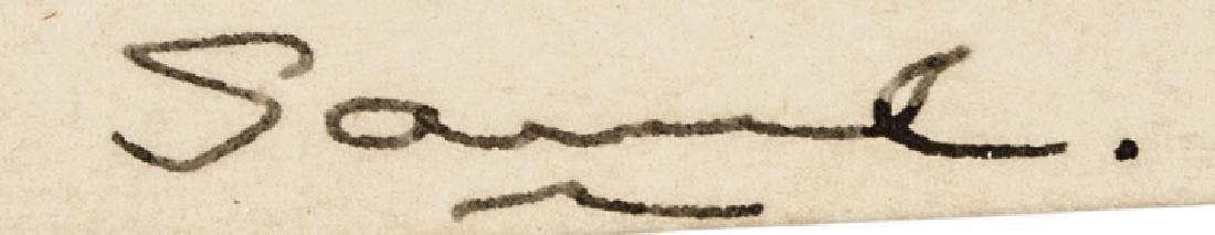 1893 SAMUEL LANGHORNE CLEMENS, 26 Page Letter !!