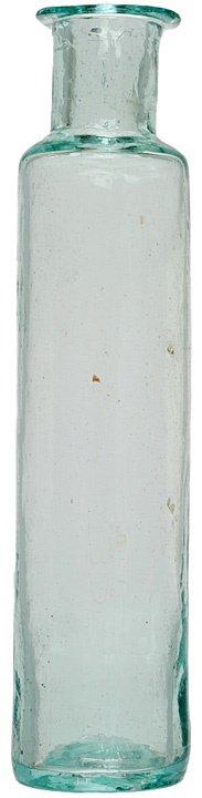 4015: 18th Cent. Revolutionary War Medicine Bottle