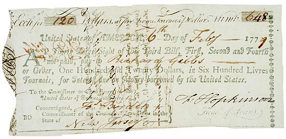 2021: FRANCIS HOPKINSON and BINGHAM Signed Document